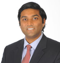 Image of Raj A. Shah, a construction and hospitality defense lawyer whose diligent yet practical approach to cases has earned him the AV Preeminent Rating from Martindale-Hubbell® Peer Review Ratings™ and selection as a Top Rated Personal Injury Attorney in Charleston, West Virginia by Super Lawyers. Hendrickson & Long attorneys serve clients throughout WV, KY, and PA.