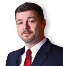 Image of John K. Cecil, a civil litigation attorney in West Virginia whose focus and dedication to serving his clients is paralleled only by his colleagues at Hendrickson & Long, PLLC.