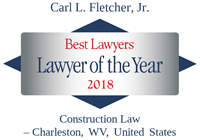Carl Fletcher Construction Lawyer of the Year 2018-1